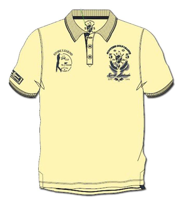 T-shirt dos homens de S/B